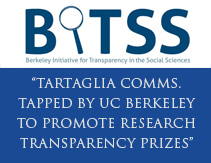 Tartaglia Communications chosen by UC Berkeley