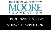 Publicizing A New Science Competition