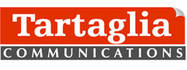 Tartaglia Communications Logo & Link to Home Page